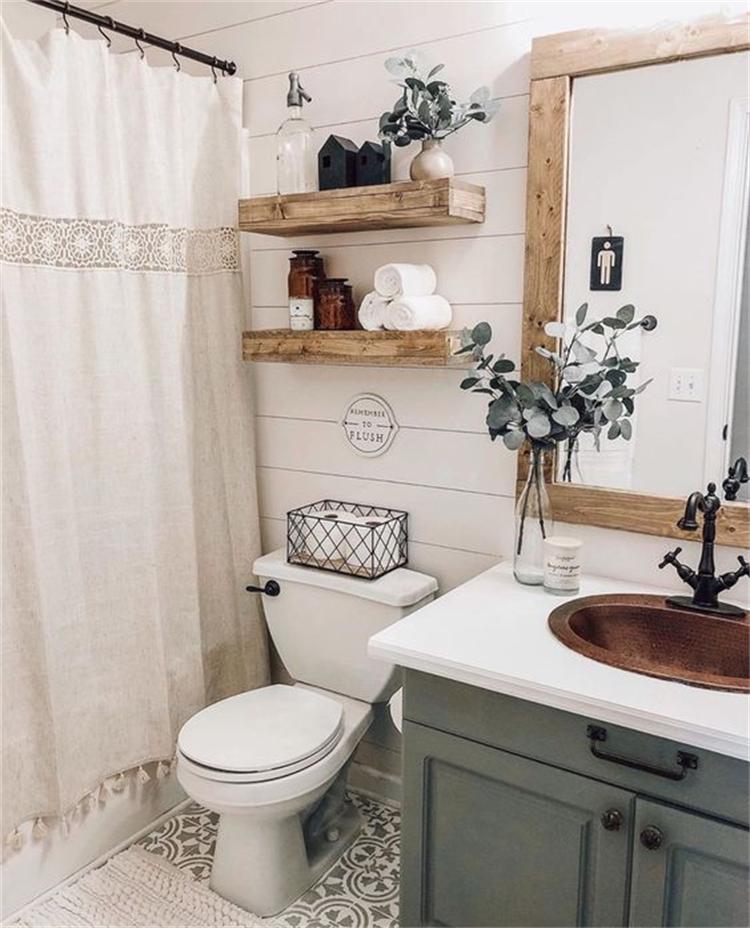 Amazing Bathroom Decoration Ideas To Make You Surprised; Home Decor; Bathroom Decor; Bathroom; Boho Bathroom; Boho Home Decor; Modern Bathroom Decor; Rustic Bathroom;#homedecor#springhomedecor#bathroom#bohobathroom#bathroomdecor#modernbathroom#rusticbathroom
