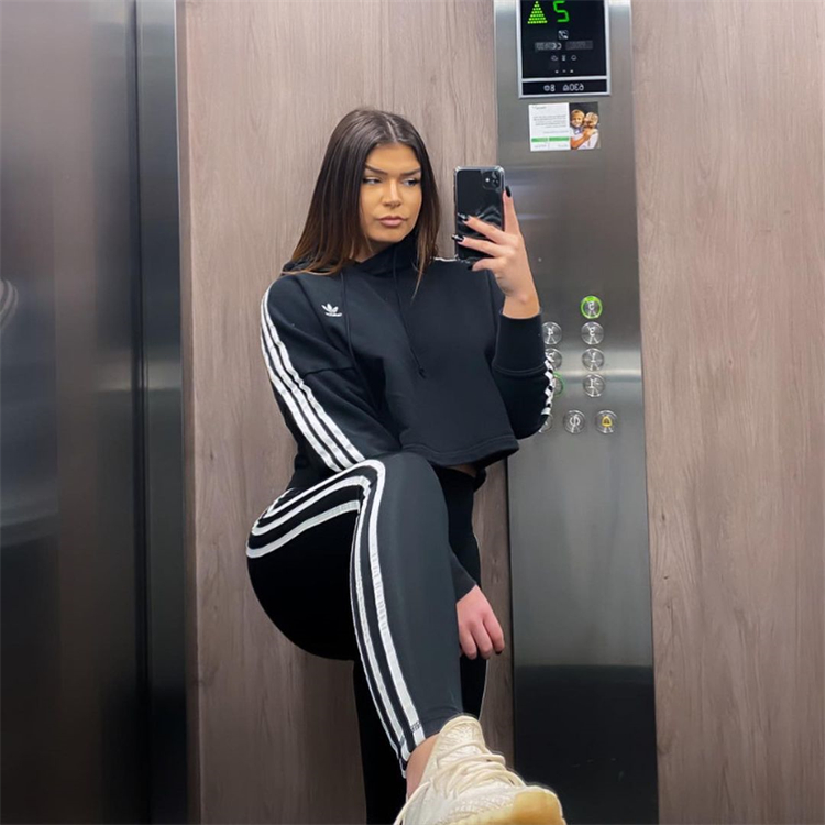 Fitness Clothing Ideas To Make You Look Energetic; Fitness Clothing; Outfits; Fitness Outfits; Adidas Pants; Adidas Legging; Adidas Shorts; Sports Outfits; #outfits #sportsoutfits #fitnessoutfits #adidas #adidaspants #adidasleggings #adidasshorts