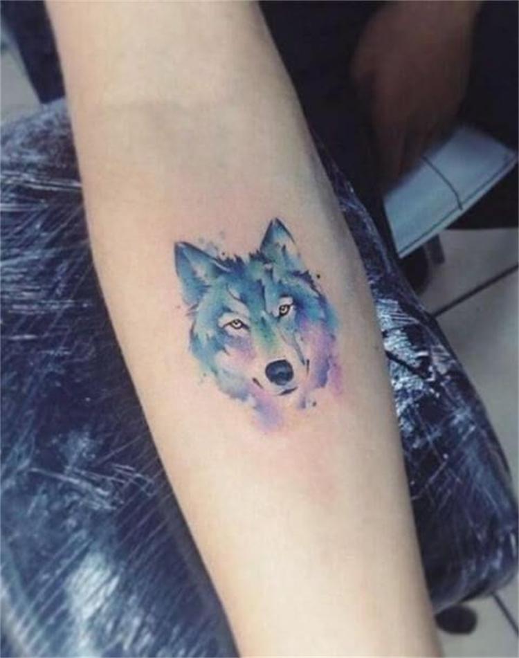 Stylish Women Wolf Tattoo Designs You Must Copy Now; Wolf Tattoo; Tattoo; Tattoo Design; Wolf Arm Tattoo; Wolf Leg Tattoo; Back Wolf Tattoo; #tattoo #tattoodesign #wolftattoo #backwolftattoo #armwolftattoo #legwolftattoo #wolf