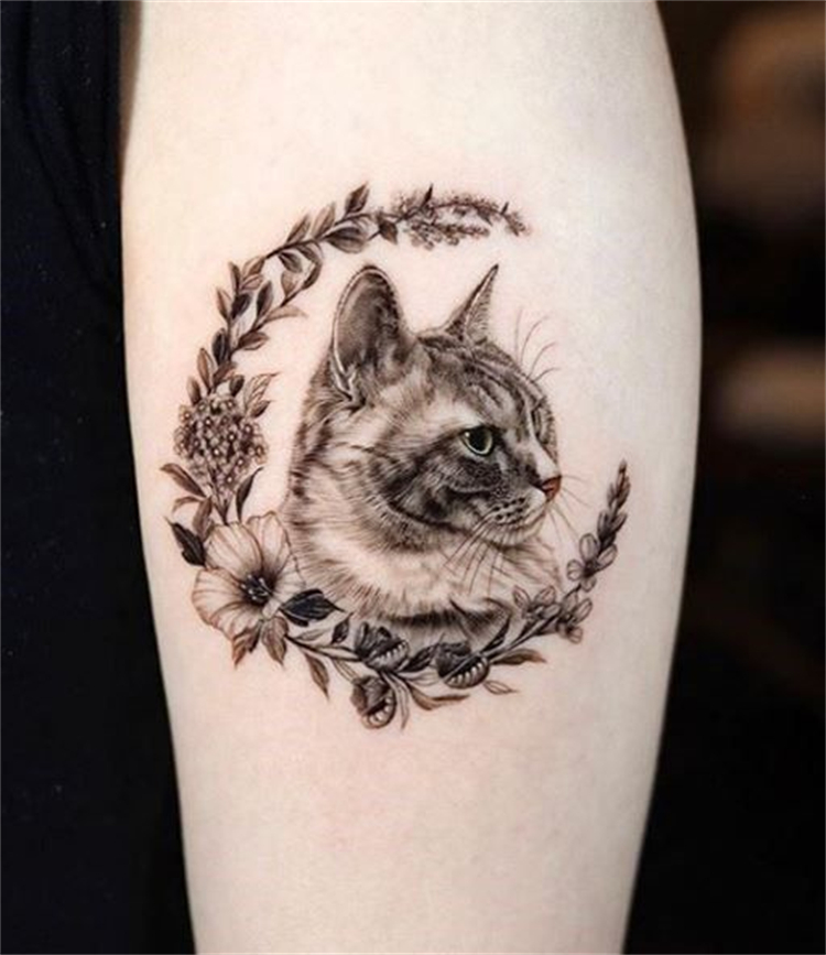 Cute And Cool Cat Tattoo Designs To Melt Your Heart; Cat Tattoo; Tattoo; Tattoo Design; Cute Tattoo; Finger Cat Tattoo; Ankle Cat Tattoo; Arm Cat Tattoo; Back Cat Tattoo; #cat #cattattoo #tattoo #tattoodesign #anklecattattoo #armcattattoo #backcattattoo #fingercattattoo
