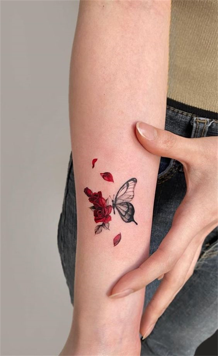 Amazing And Gorgeous Tattoo Designs To Make You Look Stunning; Tattoo Design; Tattoo; Floral Butterfly Tattoo; Flamingo Tattoo; Gemstone Tattoo; Unicorn Tattoo; Mermaid Tattoo; #tattoo #tattoodesign #floralbutterflytattoo #unicorntattoo #flamingotattoo #gemstonetattoo #mermaidtattoo