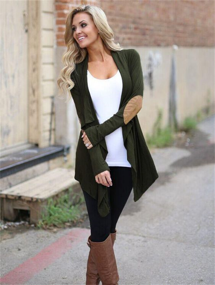 Chic And Gorgeous Fall Outfits For Your Inspiration, Fall Outfits; Outfits; High Knee Boots Outfits; Cardigan Outfits; Skirt Outfits; Sweater Dress Outfits; #outfits #falloutfits #highkneeboots #cardiganoutfits #skirtoutfits #sweaterdressoutfits