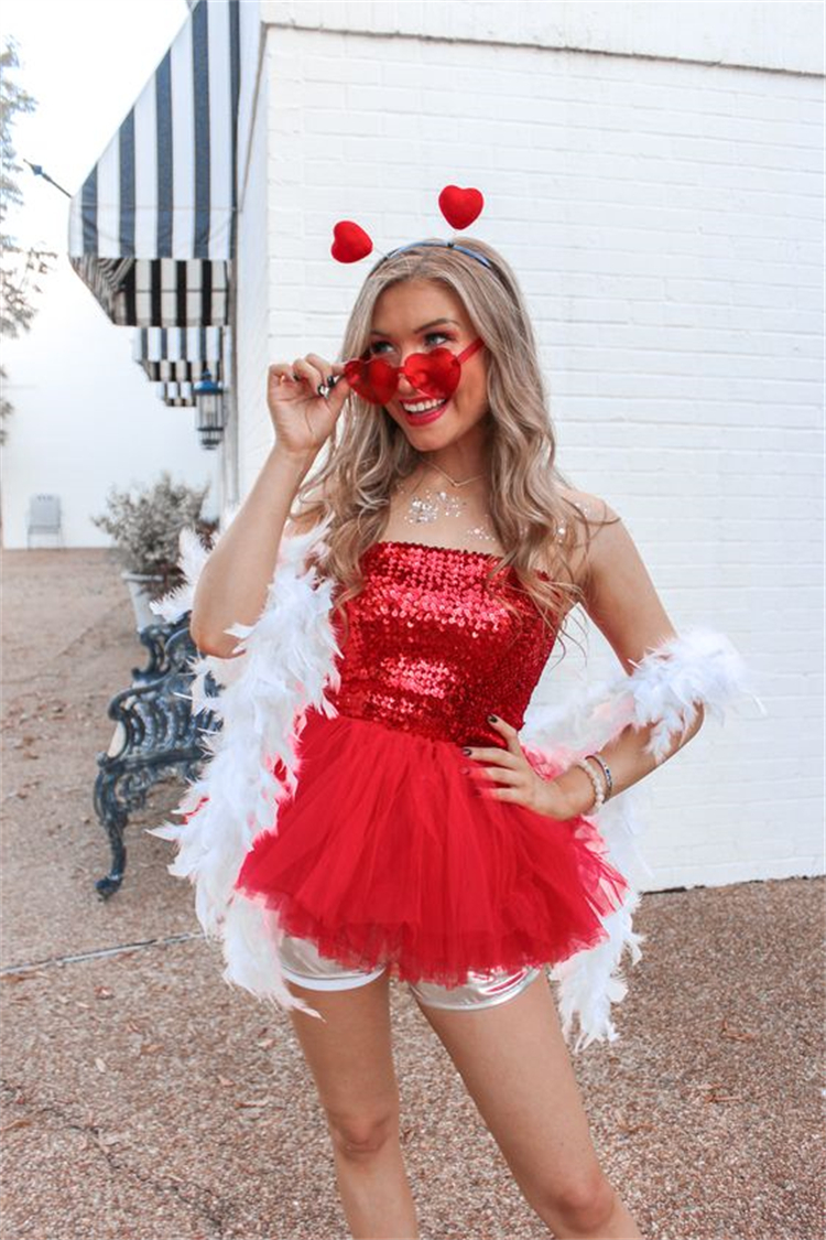 Cute And Hot College Girl Halloween Costumes For Your Inspiration; Halloween; Halloween Costumes; College Girl Halloween Costumes; Mermaid Halloween Costumes; Goddess Halloween Costumes; Alien Halloween Costumes; Cupid Halloween Costumes; #costumes #halloween #halloweencostumes #collegehalloweencostumes #cupidcostumes #mermaidhalloweencostumes #aliencostumes #goddesscostumes