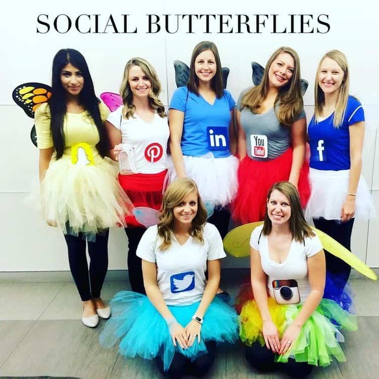 Gorgeous College Girl Halloween Costumes To Make You Glam; Halloween; Halloween Costumes; College Girl Halloween Costumes; Bunny Halloween Costumes; Lifeguards Halloween Costumes; Avatar Halloween Costumes; Fanta Girl Halloween Costumes; Social Butterfly Costumes #costumes #halloween #halloweencostumes #collegehalloweencostumes #socialbutterflycostumes #avatargirlhalloweencostumes #fantagirlcostumes #lifeguardscostumes